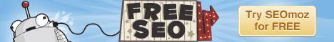 SEOmoz Free Trial