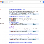Recent Google Slap – A Case study