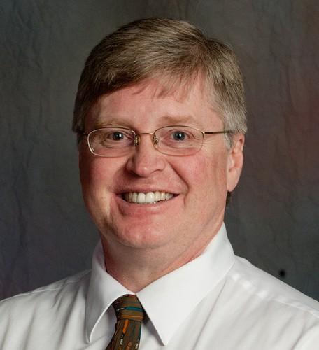Prof. Steve White, CCB