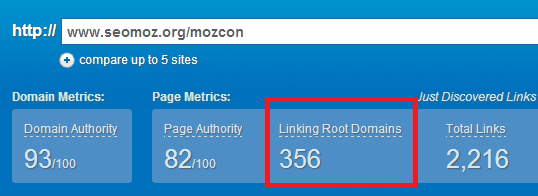 mozcon links