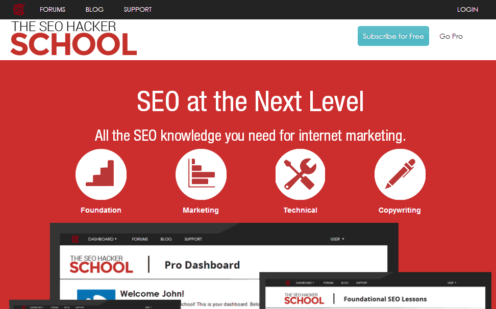 seo-hacker school